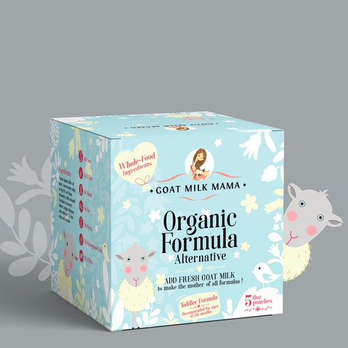 Organic Milk for toddler !!