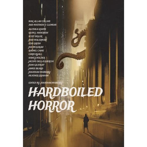 Noir detective horror stories