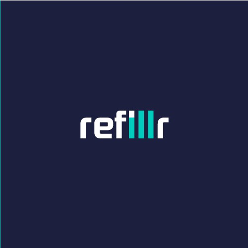 Logo Design Concept for Refillr