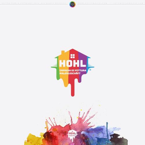 HOHL Logo Design