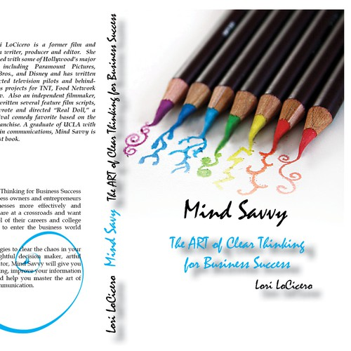 Book Cover - Mind Savvy Designer wanted for a Clear Thinking Business Book