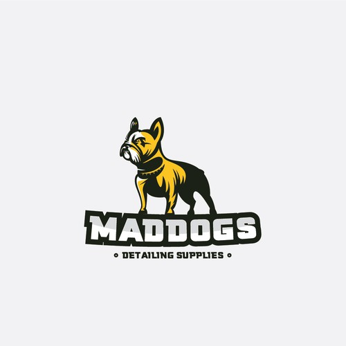 logo for Maddog Detailing Supplies