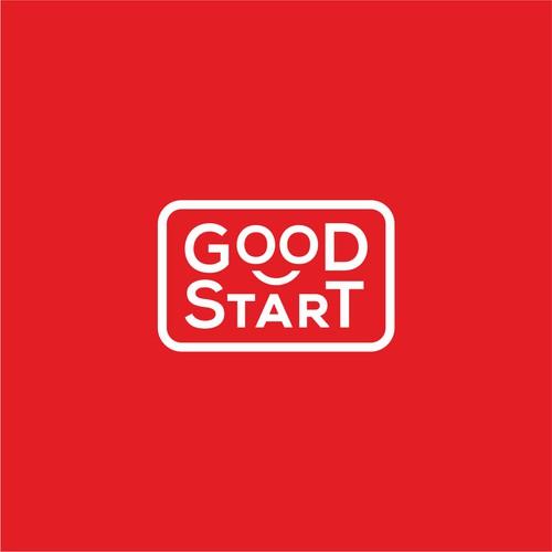 Good start logo