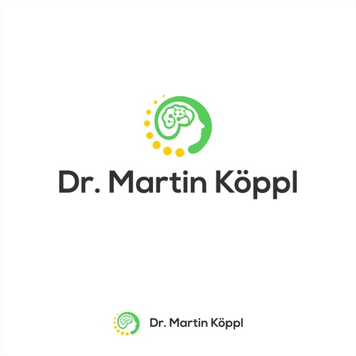 Logo for an established neurologist in Austria