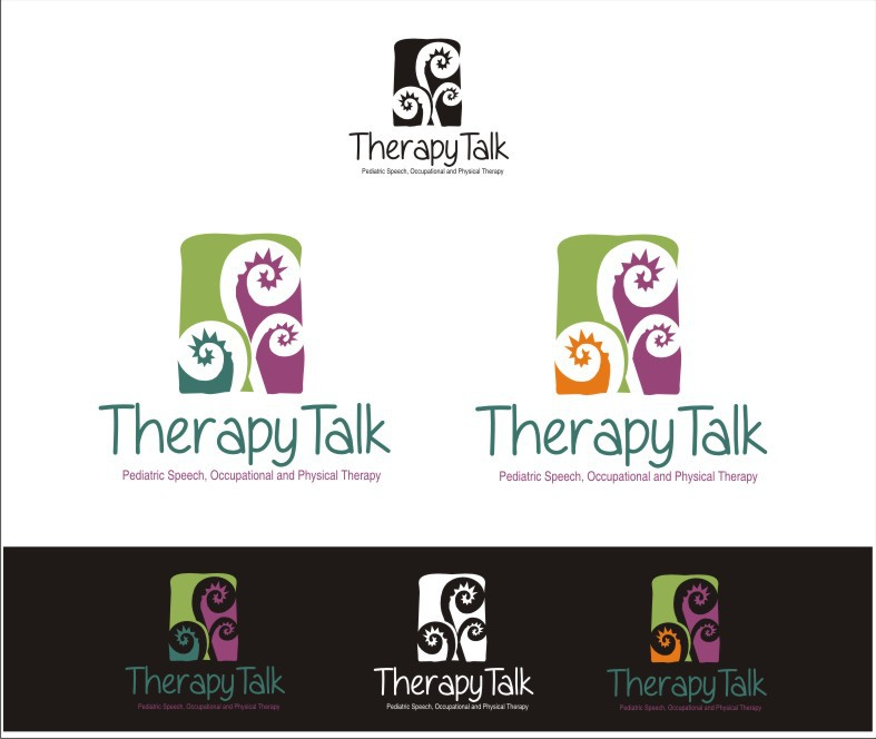 Pediatric Rehab company NEEDS a new look!!  Trying to rebrand my Speech, OT and PT practice.