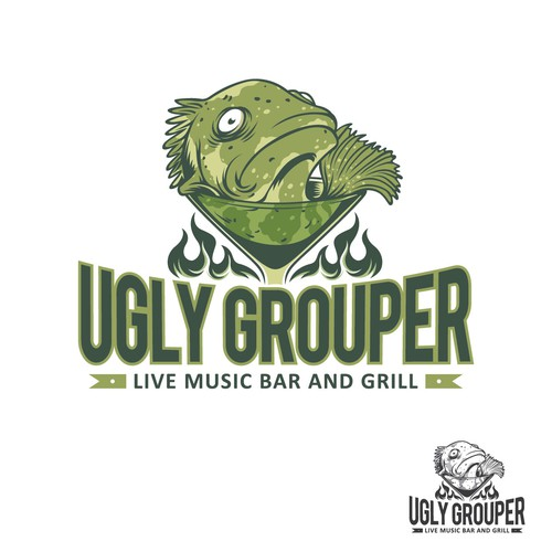 Ugly Grouper