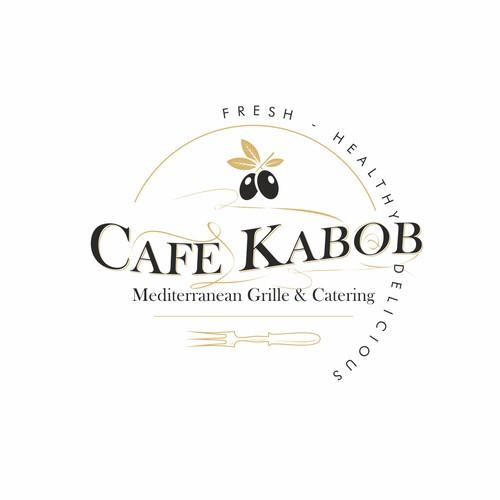 Logo for Cafe & Restaurant