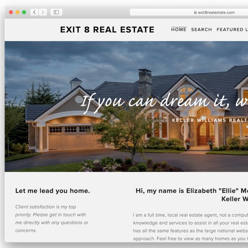 Exit 8 Real Estate