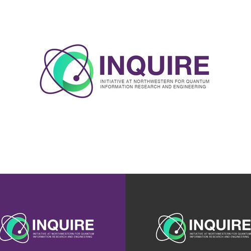 Logo concept for INQUIRE