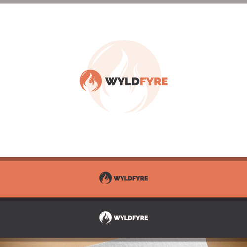 Logo for WYLDFYRE website