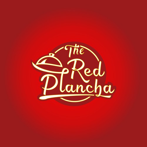 Logo for bar and food delivery