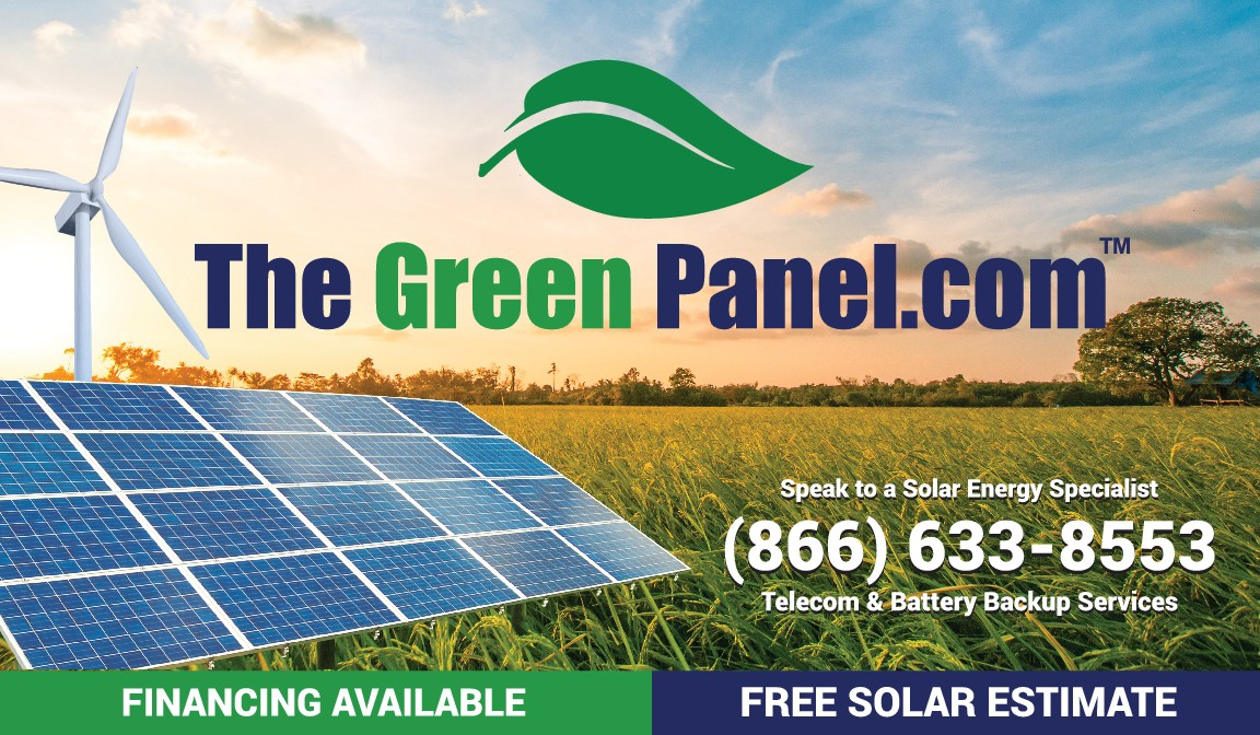 The Green Panel- Billboard Makeover