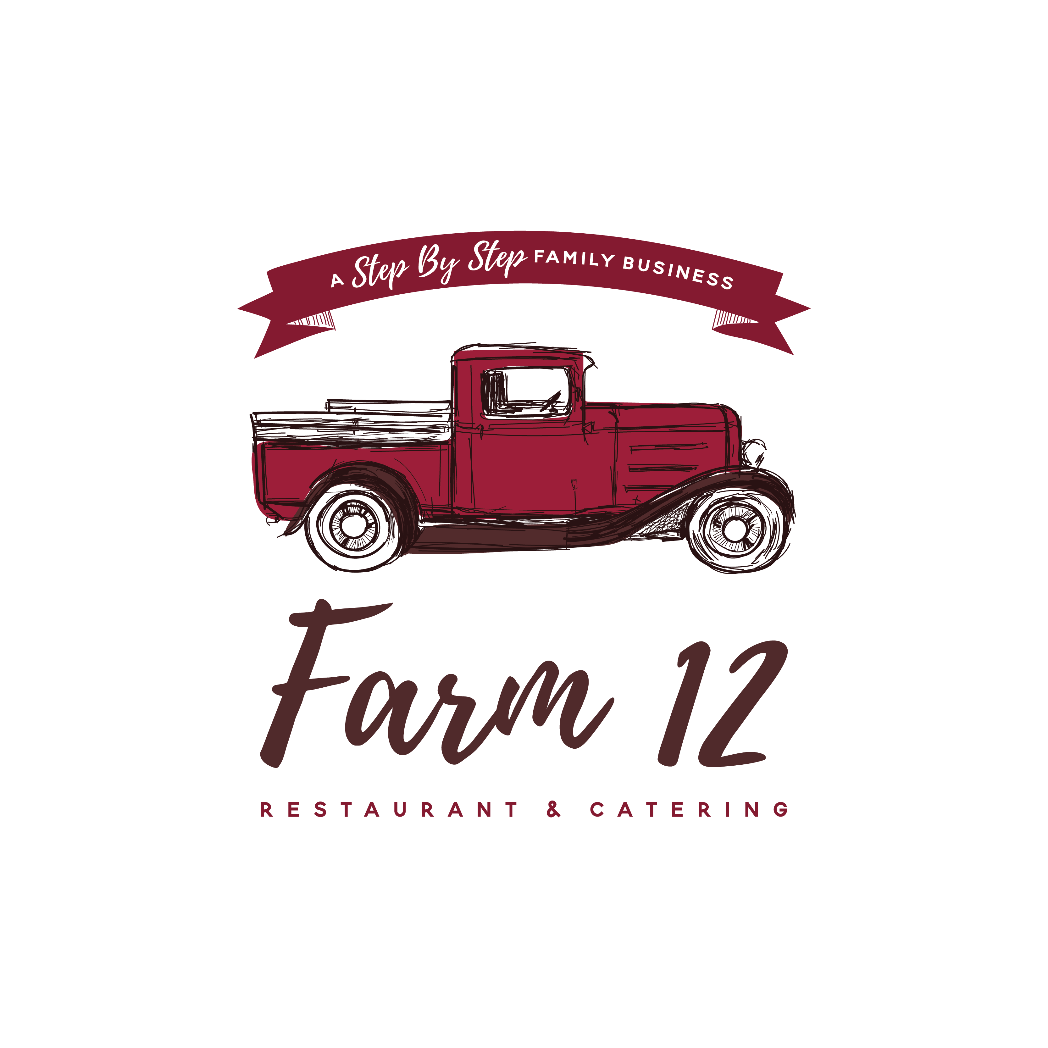 "Create a 1934 Style Red Farm Truck for ""Farm 12"" Social Enterprise"
