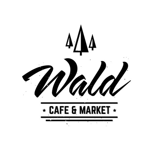 need a logo for Artisan meat market and cafe