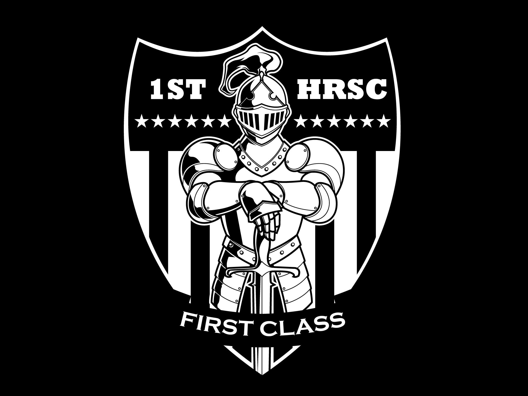 1st HRSC Unit Crest