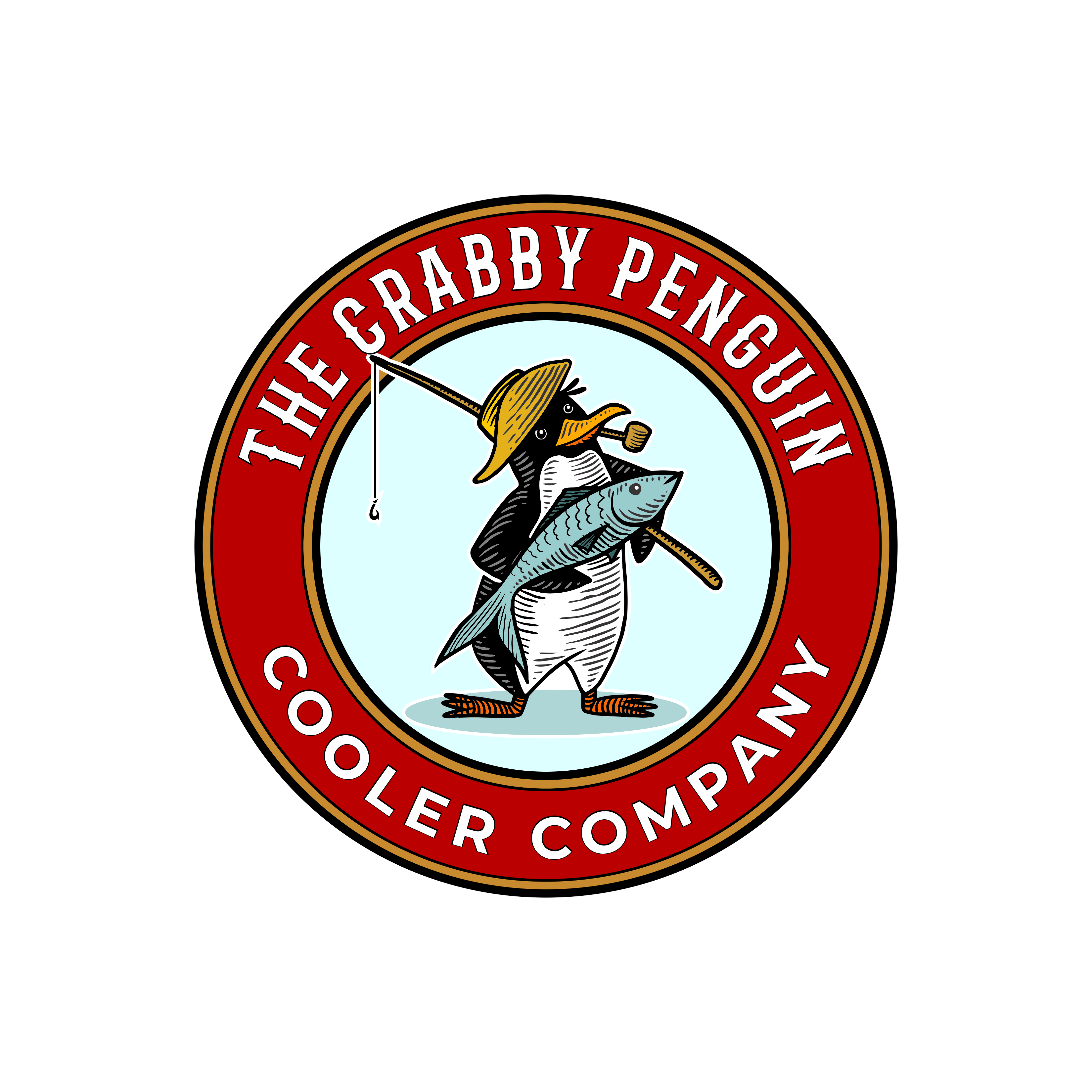 The Crabby Penguin Cooler Company