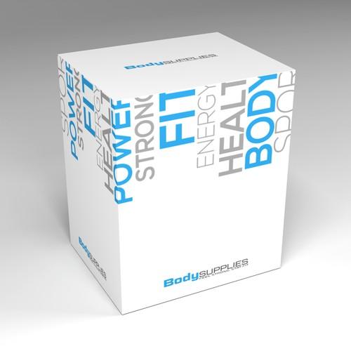 BodySupplies packaging
