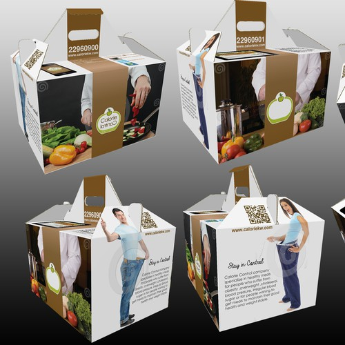 Calorie Control      Product Packaging