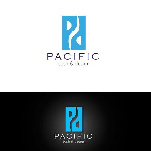 pacific sash & design needs a new logo