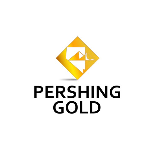Pershing Gold Logo