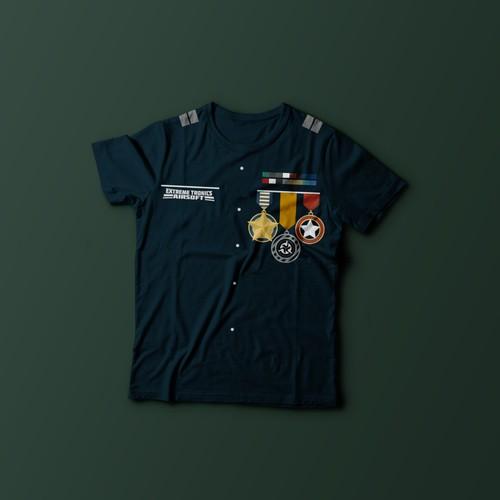 veteran military style