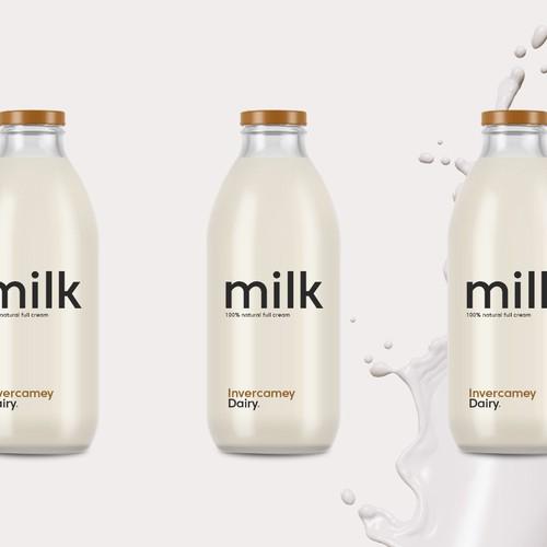 Dairy Logo