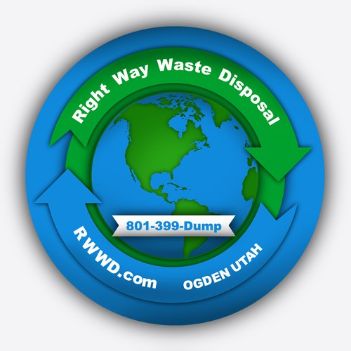 Find a creative way to say Right Way, is the best way to haul yourwaste