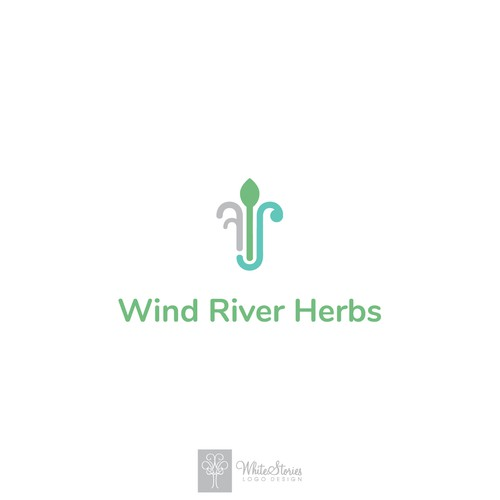 Simple, modern, smart logo