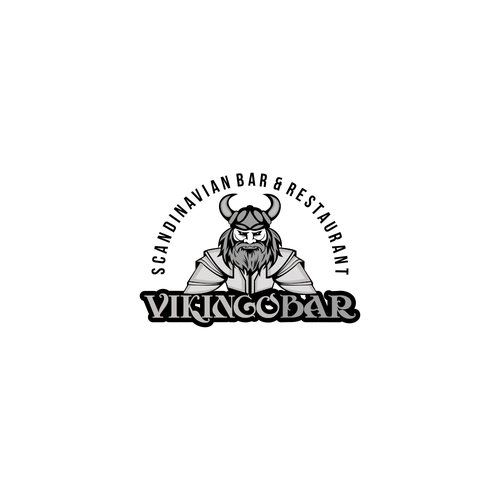 Logo & Symbol for Vikingo Bar