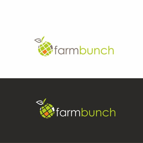 logo concept for farm bunch