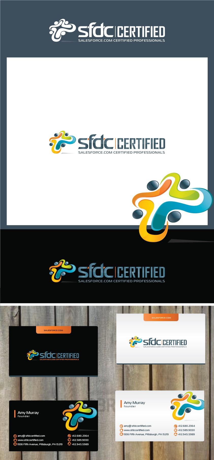 SFDC Certified needs a new logo