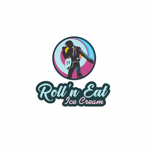 Roll 'n Eat Ice Cream