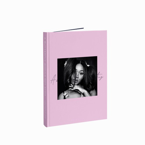 Poetry Book Cover  🦋