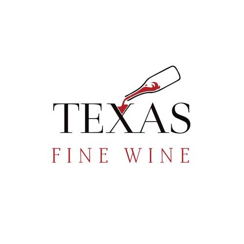 Elegant logo for group of wineries