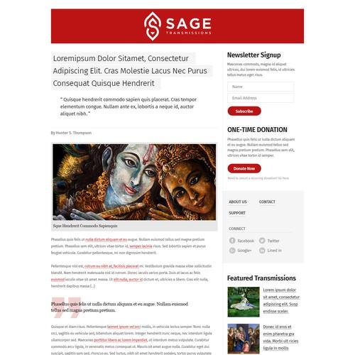 Sage Transmissions