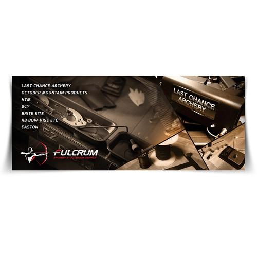 Fulcrum Archery - Web Banner