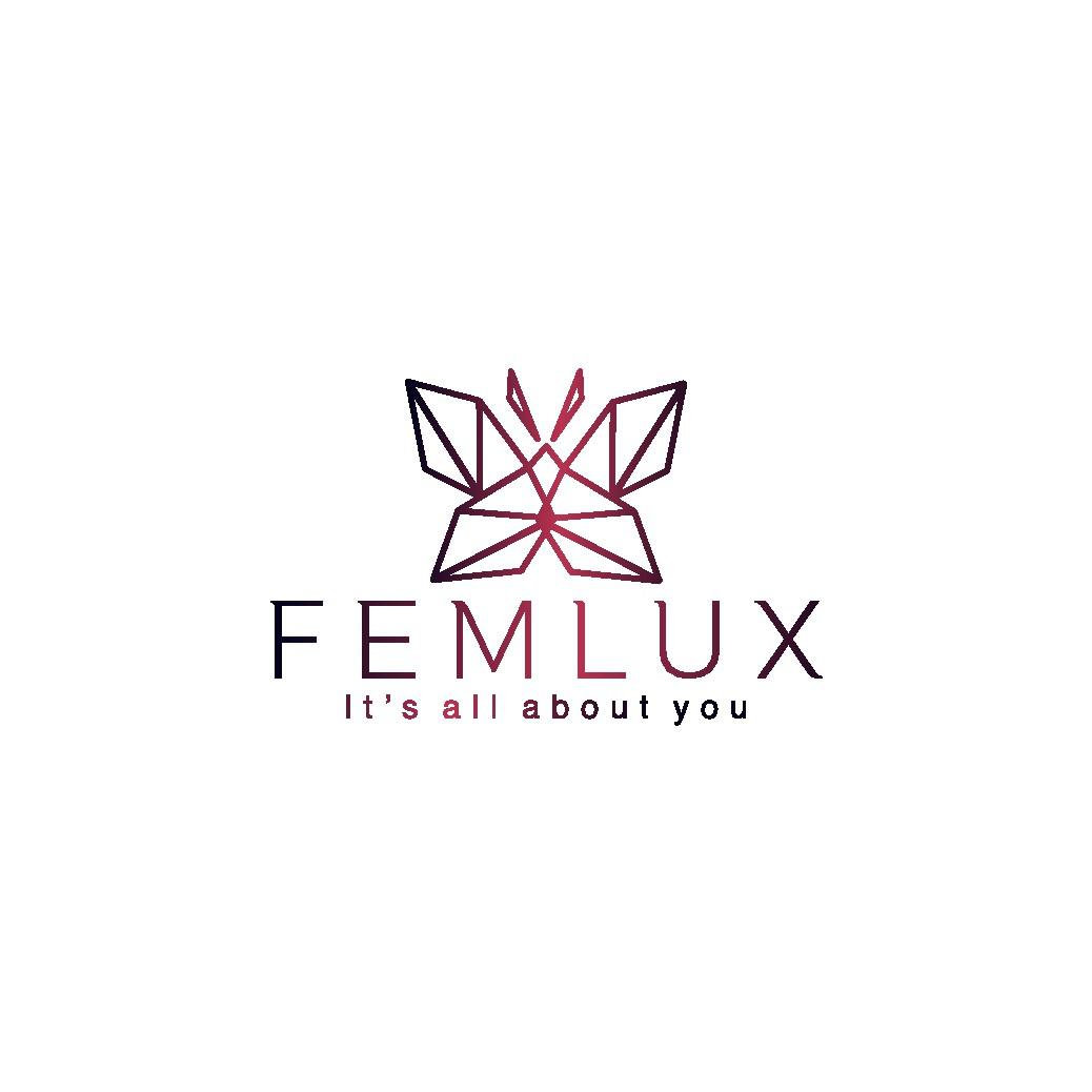 FemLux Logo Design