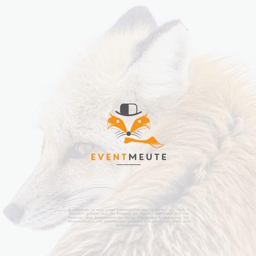 Unique Logo For Eventmeute
