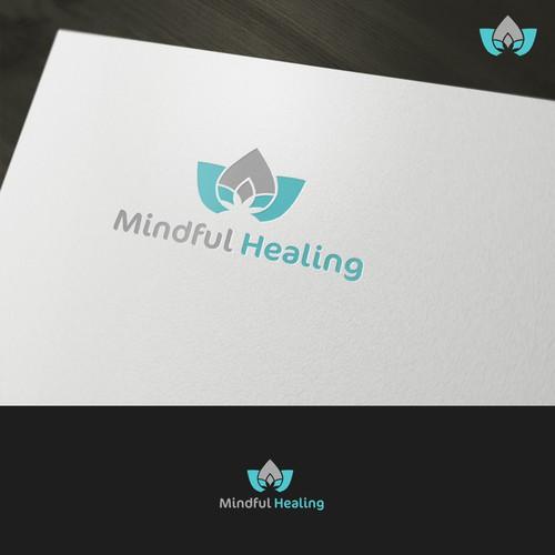 logo design for:Mindful Healing