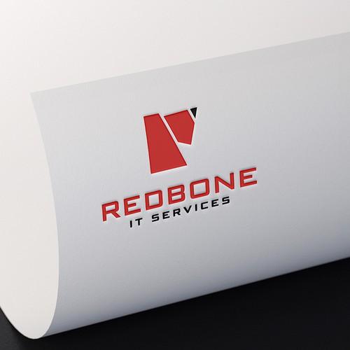 """Logo concept """"Redbone IT Services"""""""