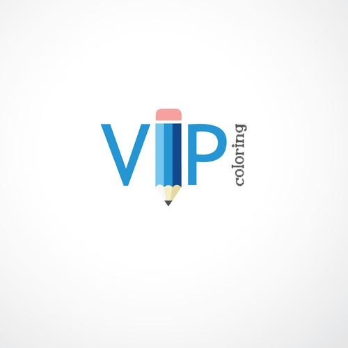 VIP coloring winner