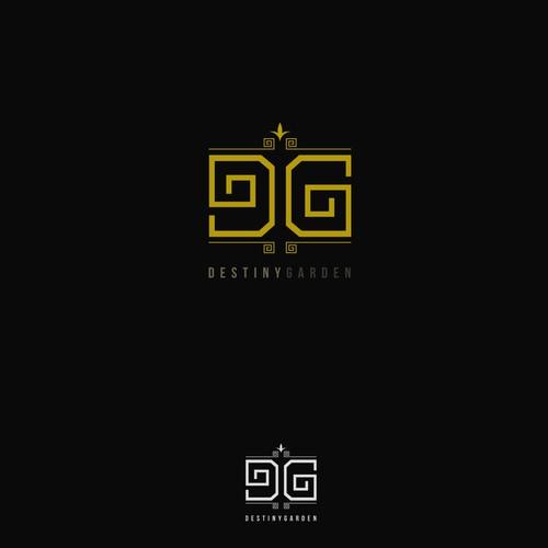Destiny Garden Logo Design