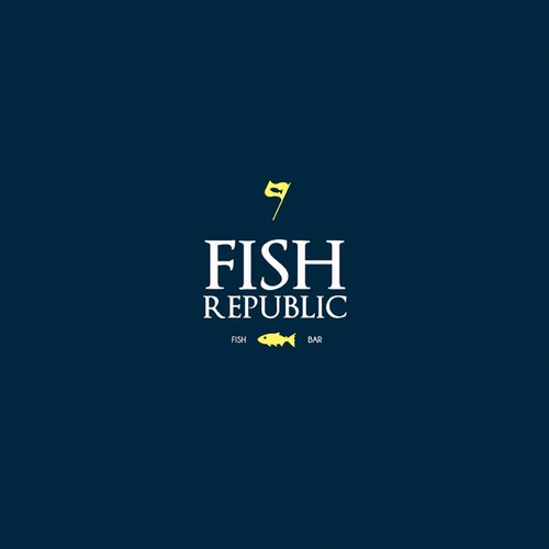 Make YOUR design the face of the next biggest FOOD FRANCHISE soon to be launched by FISH REPUBLIC