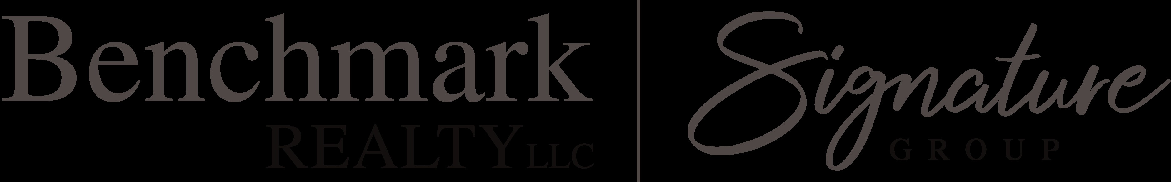 Real Estate Team logo - Benchmark Realty Signature Group