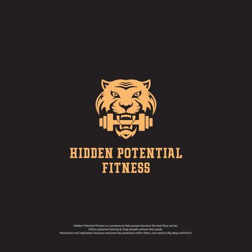 Hidden Potential Fitness logo