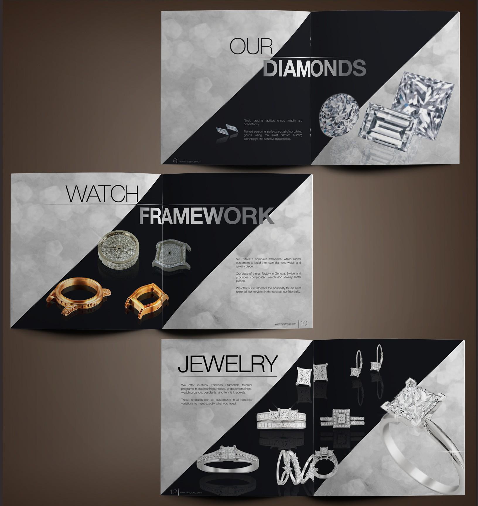 New brochure design wanted for Niru