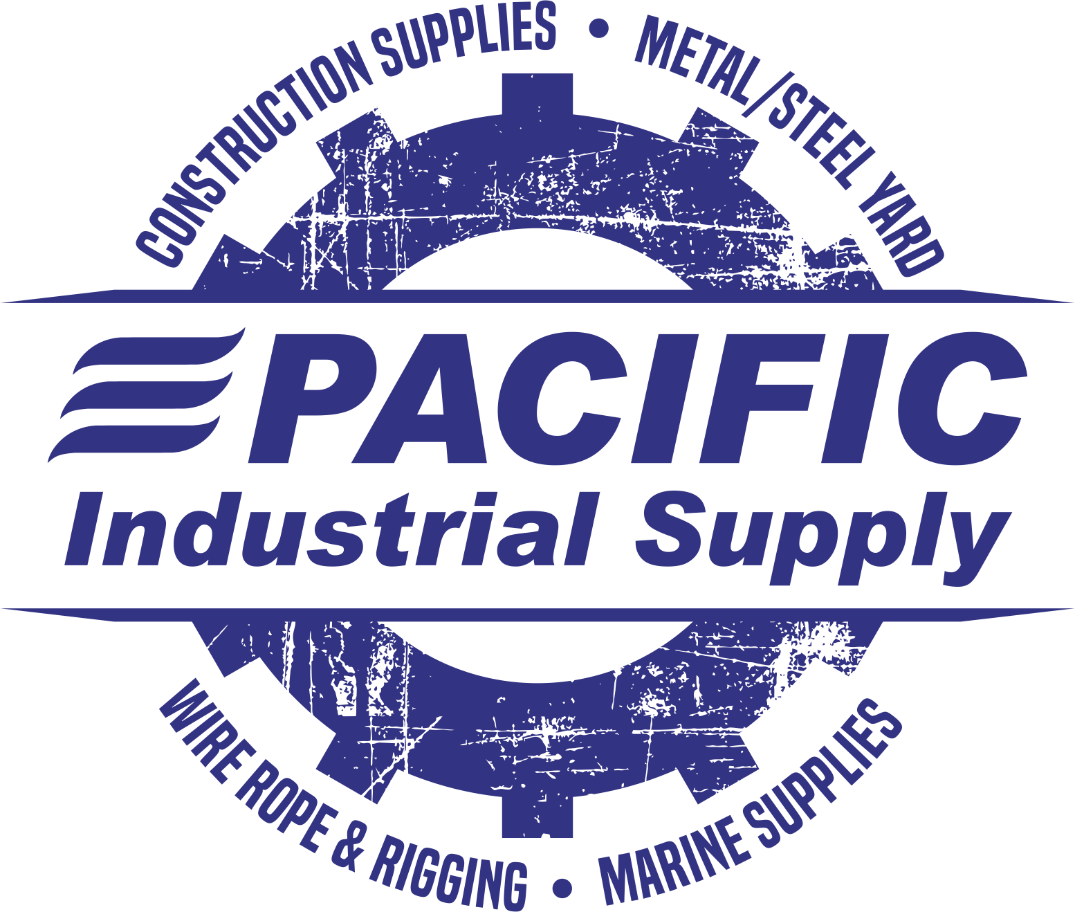 Updated logo for an industrial supply store