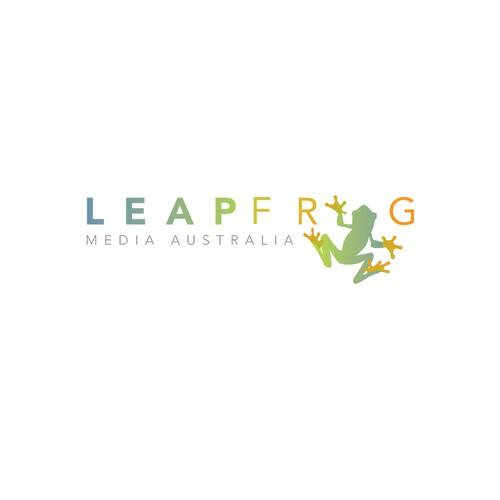 Logo for LeapFrog Media