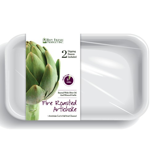 product packaging for Buy Fresh Produce Inc.