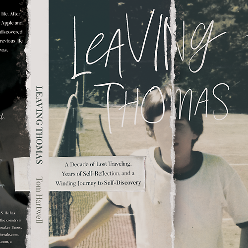 Leaving Thomas Book Cover